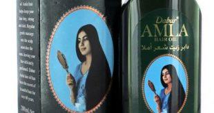 صور طريقة استخدام زيت دابر املا لتطويل الشعر , كيفية وضع زيت دابر املا الهندي على الشعر