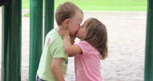 صور متحركه قبلات , اجدد واحلى اشكال قبلات من الاطفال بصور متحركة