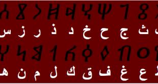 صورة عدد الاحرف العربية , تعرف على الحروف باللغة العربية وعددها