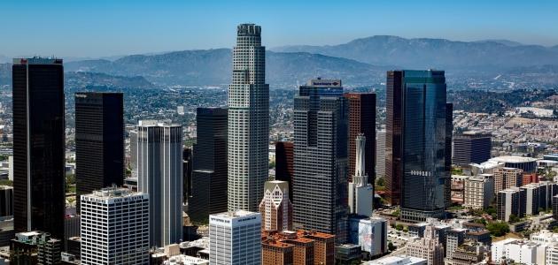 صورة اين تقع كاليفورنيا , موقع ولاية كاليفورنيا الامريكية