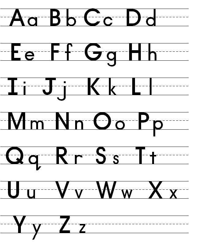 صورة حروف اللغة الانجليزية , اشكال الحروف باللغة الانجليزية بتصاميم مختلفة