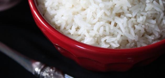 صورة طريقة عمل الرز , طريقة سهلة وبسيطة للارز الابيض المصري