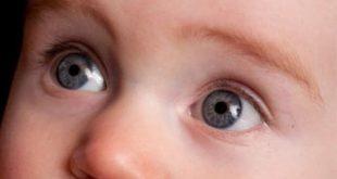 صورة عيون الاطفال حديثى الولادة , معرفة سبب ان لون عين المولود يختلف كلما يكبر