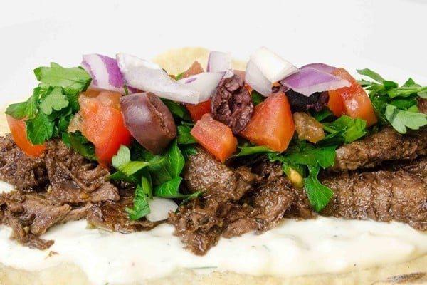 صورة طريقة عمل شاورما اللحم الشيف شربينى , الشاورما على طريقة الشيف الشربيني