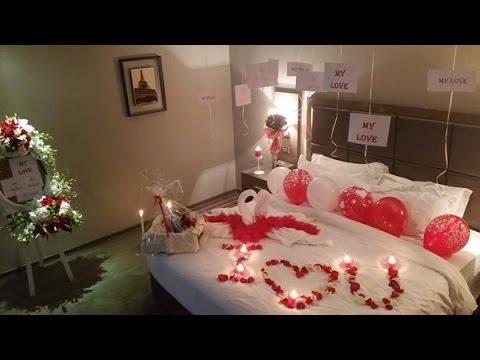 صورة ترتيب غرفة العروس , احلى تنظيم لغرفة النوم في المنزل
