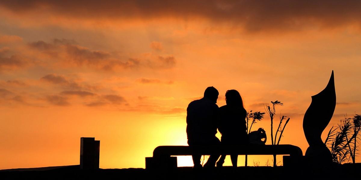 صورة صور حب وقت الغروب , افضل صور الحب واجمل الاوقات