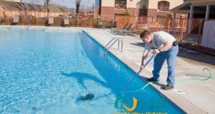 شركة تنظيف مسابح بمكة , ماتشلش هم تنظيف حمامات السباحة