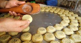 طريقة المعمول السوري , حلويات بالطريقة السورية