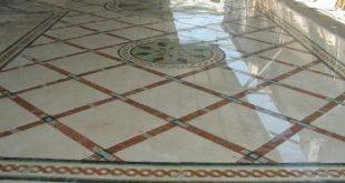 كيف ازيل اثار الغراء من السيراميك , تنظيف السيراميك في المنزل