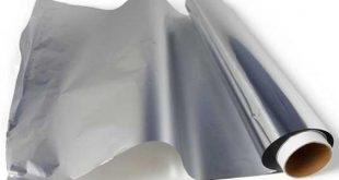 صورة مقدمة عن ورق الالمنيوم , ورق الالمونيوم وجماله