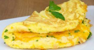 طريقة عمل البيض الاومليت , طرق مختلفة لعمل البيض