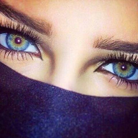 صورة اجمل صور عيون بنات , عيون بنات جذابة