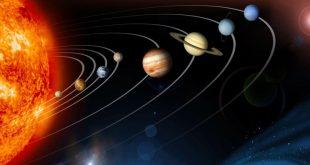 صور المجموعة الشمسية , الفضاء من الخارج