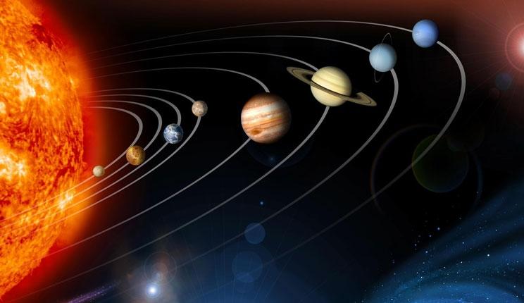صورة صور المجموعة الشمسية , الفضاء من الخارج