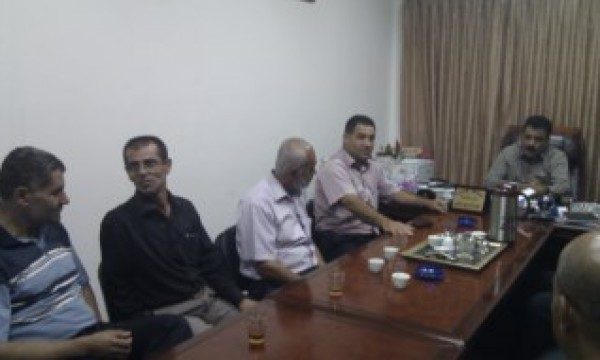 صورة اجتماع مع المديره , من النهارده مفيش خوف من الاجتماعات