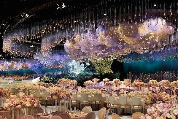 صورة قاعة زفاف في المنام , الحلم بالزواج في حفلة كبيرة