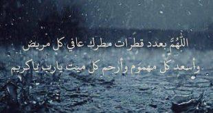 ارجو تفسير الحلم الدعاء في المطر , رؤية المطر في المنام