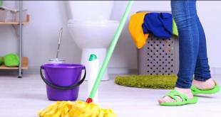 رحلتي في التنظيف العميق لبيتي غرفة ااولادي