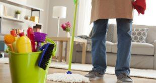 تنظيف البيت اكبر مشكله بيني وبين زوجي